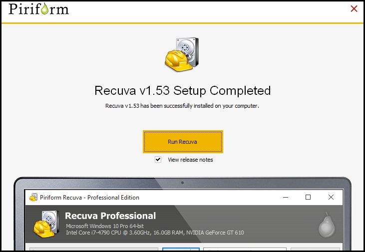 Программа восстановления удалённых файлов