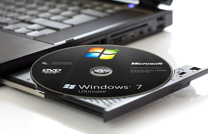 Starting Windows зависает при установке Windows 7