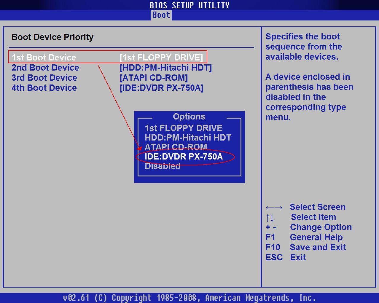 0xc000000f при загрузке Windows 7, как исправить?