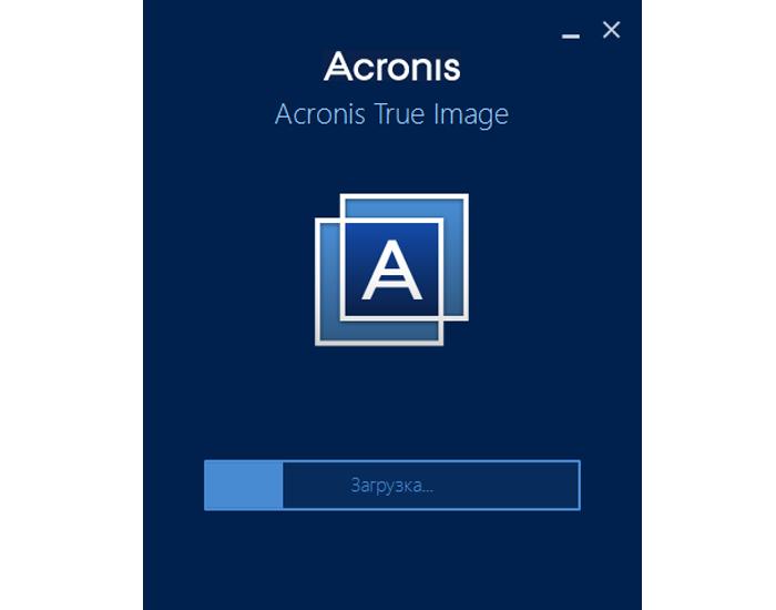 Acronis загрузочная флешка