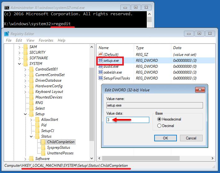 Как исправить ошибку «Компьютер неожиданно перезагрузился, или возникла непредвиденная ошибка. Невозможно продолжить установку Windows»