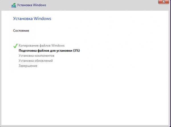 Как переустановить Windows 8 на ноутбуке