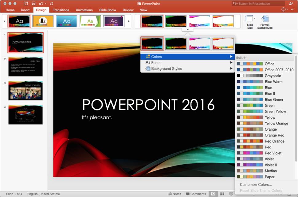Как сделать слайды для презентации на компьютере