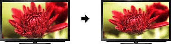 Как вернуть экран в нормальный размер