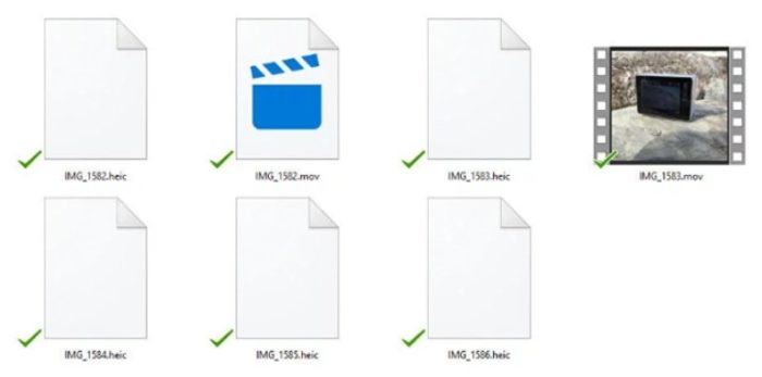 Как открыть файл HEIC на компьютере