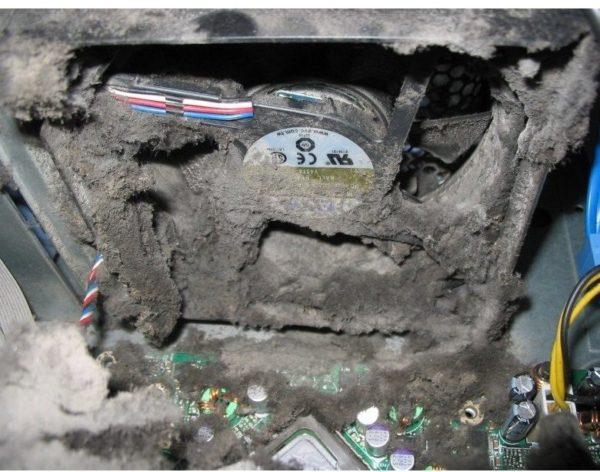 Как почистить ноутбук от пыли: инструкция и рекомендации