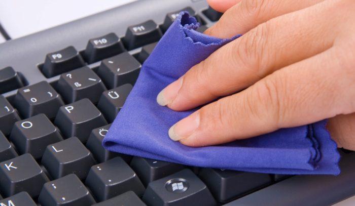 Как разблокировать клавиатуру на компьютере