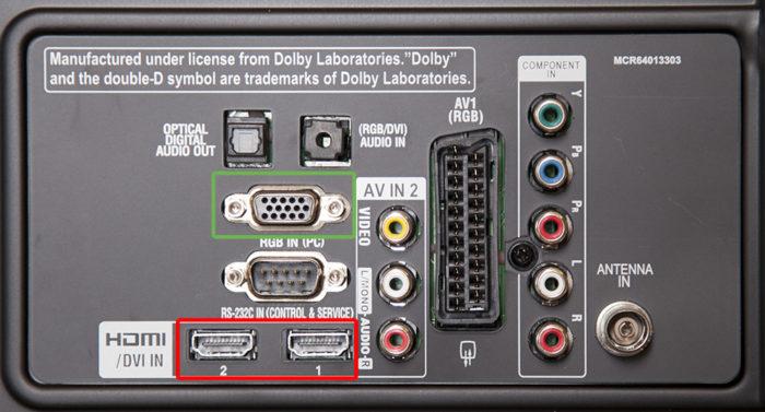 Как вывести звук с компьютера на телевизор через HDMI